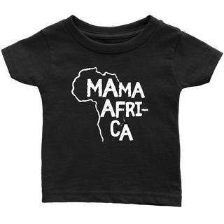 "INFANT ""MAMA AFRICA"" T-SHIRT"