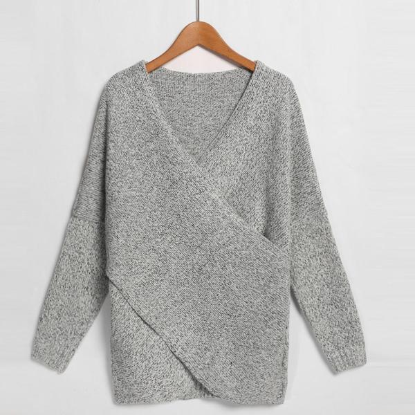 Cela - Pullover Wrap Sweater