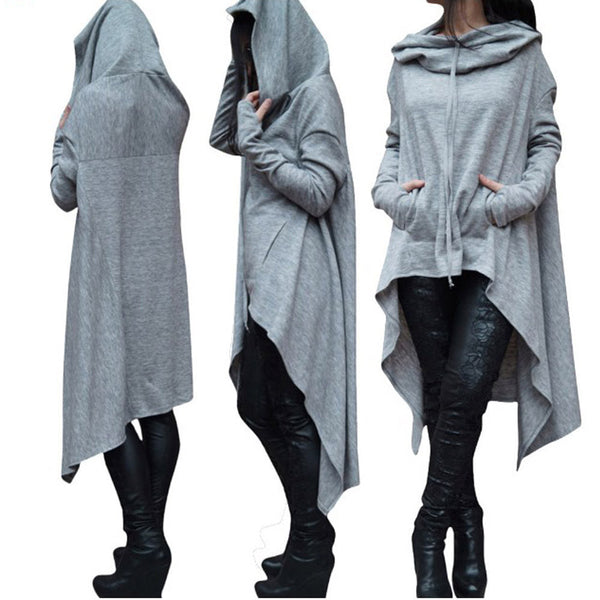 Eve™ - The Asymmetric Hoodie