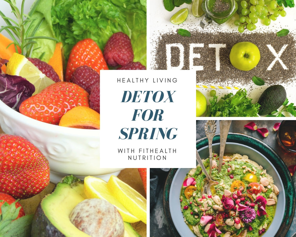 Detoxing for Spring Time