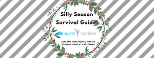 Silly Season Survival Guide with Fithealth Nutrition