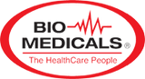 BioMedicals Health Food Store Supplement Brand Logo