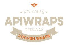 Apiwraps Reusable Kitchen Wraps