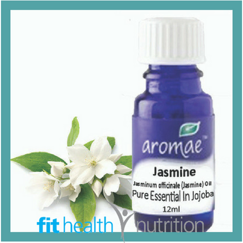 AROMAE JASMINE ESSENTIAL OIL PURE fithealth nutrition MORNINGTON