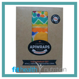 ApiWraps The Apiwrap Set of 4