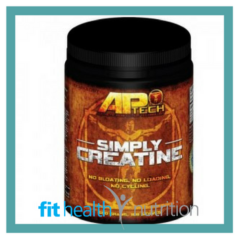 Aptech Simply Micronised Creatine Monohydrate