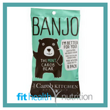 BANJO CAROB BEARS 8 PACK MINT