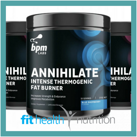 BPM Labs Annihilate Fat Burner
