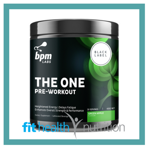BPM Labs The One Green Apple