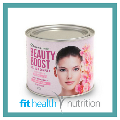 Formula Health Beauty Boost Collagen Formula