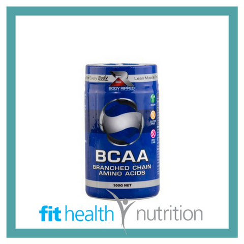 Body Ripped BCAA Unflavoured