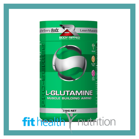 Body Ripped Glutamine