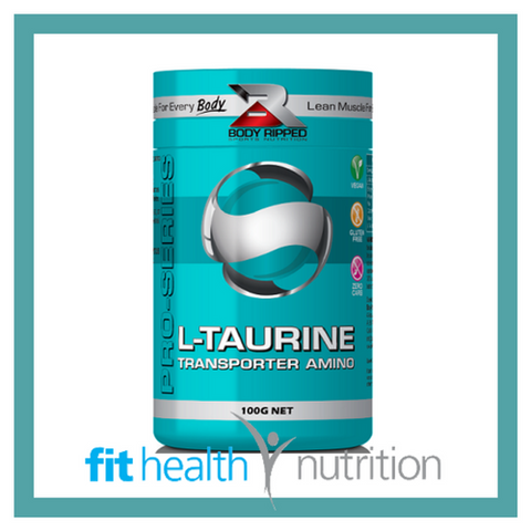 Body Ripped L-Taurine