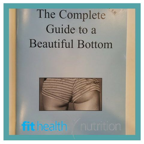 Book: A Complete Guide to a Beautiful Bottom