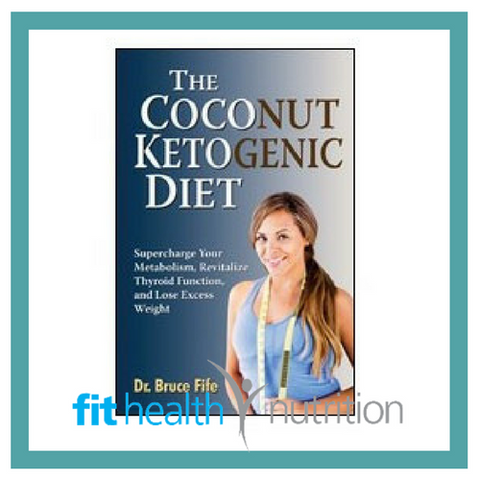 Book The Coconut Ketogenic Diet