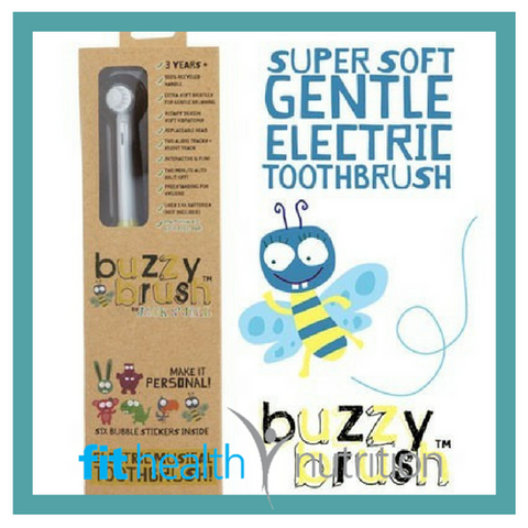 Jack and Jill Buzzy Brush Musical Electrical Timer Toothbrush