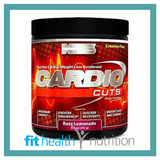 NDS Cardio Cuts Fat Burning Preworkout Australia Razz Lemonade