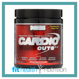 NDS Cardio Cuts Fat Burning Preworkout Australia Strawberry Crush