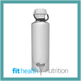 Cheeki Stainless Steel Drink Bottle Silver