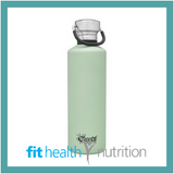 Cheeki Stainless Steel Drink Bottle Pistachio