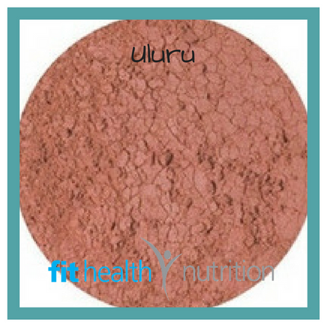 ECO MINERALS BLUSH JAR