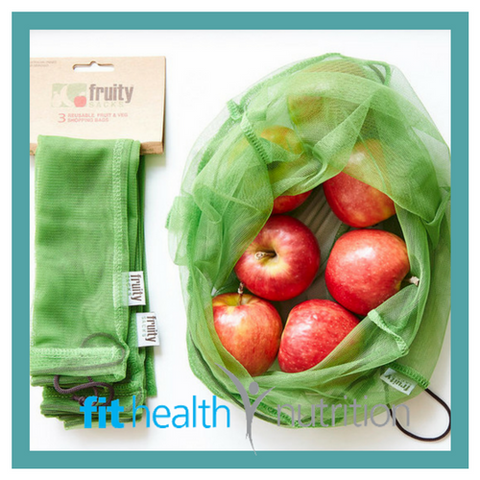 Fruity Sacks Reusable Produce Bags
