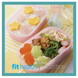 Bento Box Fruit Vegetable and Cheese Shape Cutter
