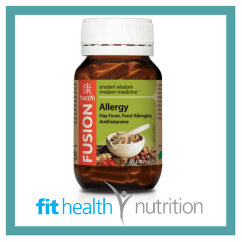 Fusion Health Allergy