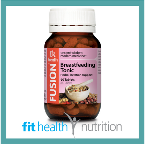 Fusion Health Breastfeeding Tonic