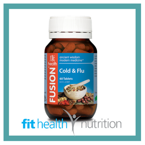 Fusion Health Cold & Flu Formula
