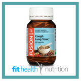 Fusion Health Cough Lung Tonix