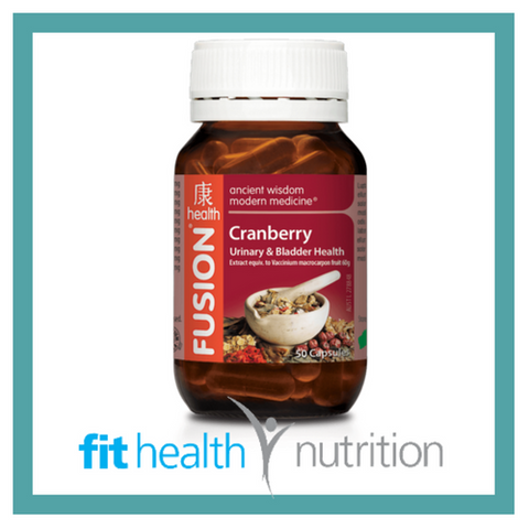 Fusion Health Cranberry