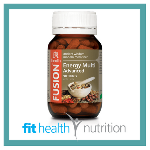 Fusion Health Energy Multi-vitamin