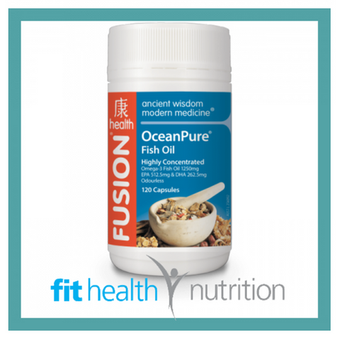 Fusion Health OceanPure Fish Oil