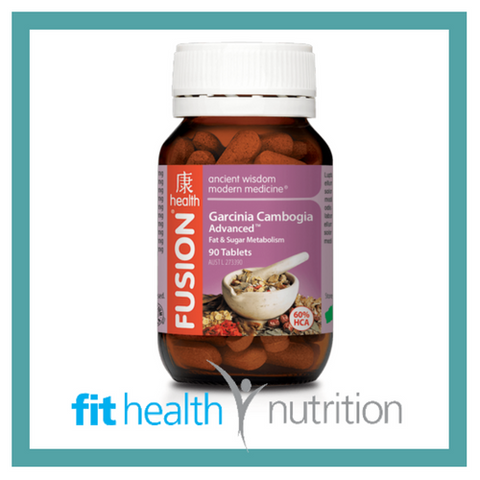 Fusion Health Garcinia Cambogia Weight Loss Advanced