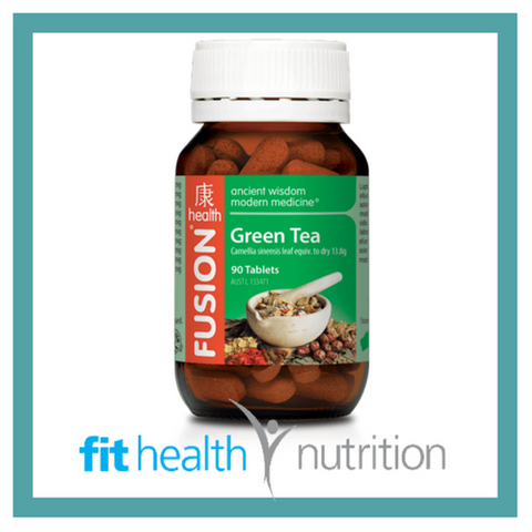 Fusion Health Green Tea