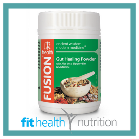 Fusion Health Gut Healing Powder