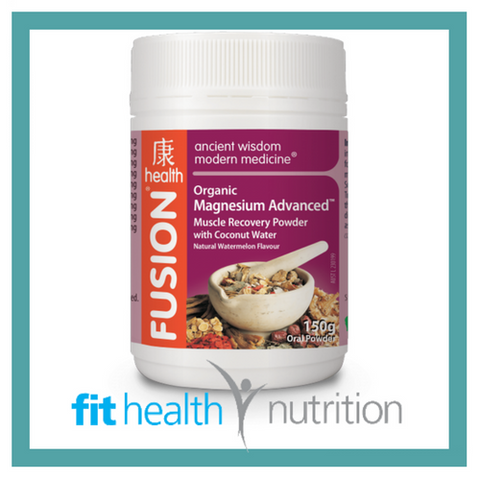 Fusion Health Magnesium Powder