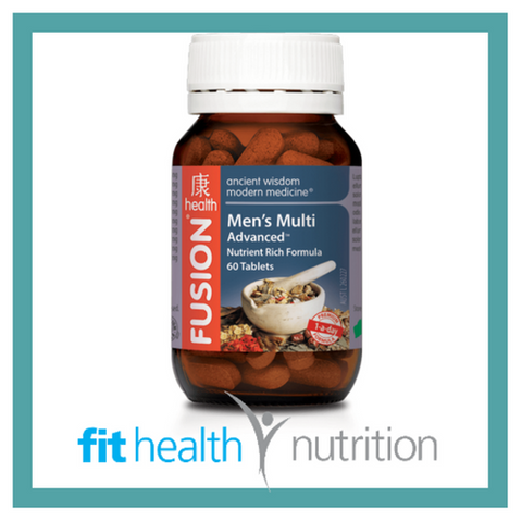 Fusion Health Men's MultiVitamin