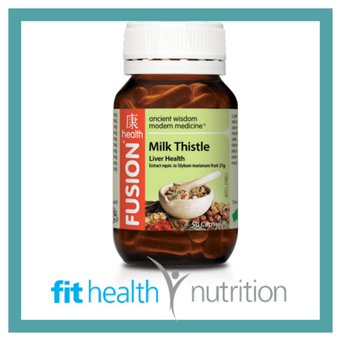Fusion Health Milk Thistle