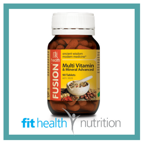 Fusion Health Multivitamin for Men and Women
