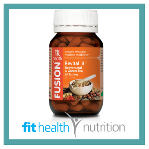 Fusion Health Revital 8 Antioxidant