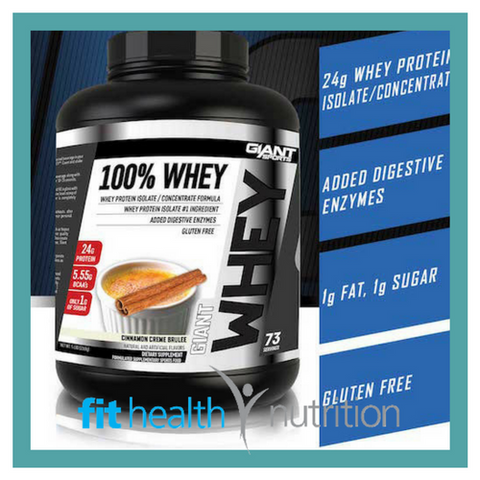 Giant Sports 100% Whey Blend