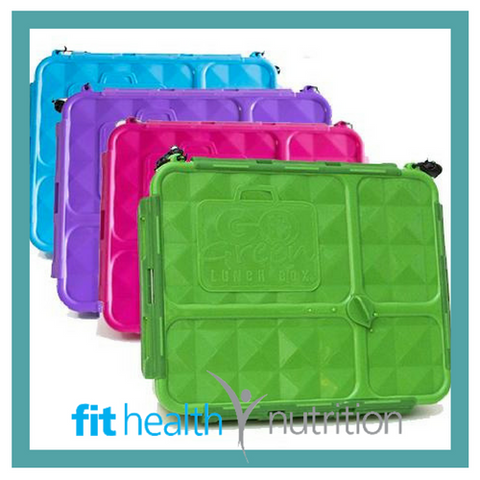 Go Green Lunch Box Medium