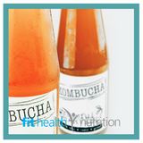 Grateful Harvest Kombucha