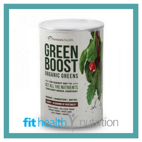 Formula Health Green Boost Superfood Powder