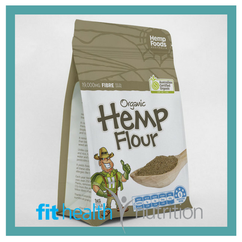 HEMP FLOUR POWDER