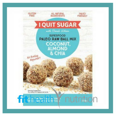 I Quit Sugar Bake at Home Paleo Ball Mix
