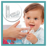 Jack and Jill Baby Silicone Finger Brush for Baby