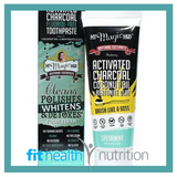 My Magic Mud Whitening Charcoal Toothpaste Spearmint